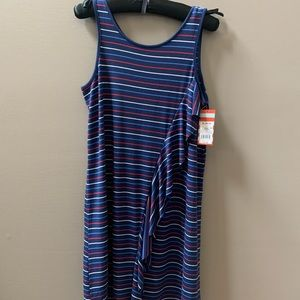 NWT Red, White, and Blue dress